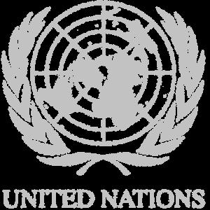 UN logo darker
